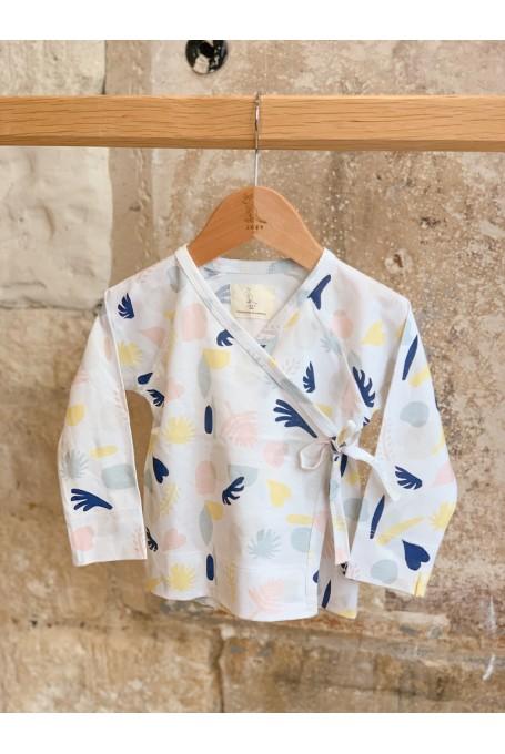Brassière kimono Cesar